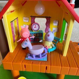 Peppa Pig Play set
